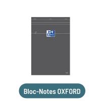 bloc notes oxford