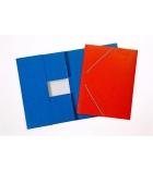 Paquet de 10 chemises carte 3 rabats et élastiques - A3