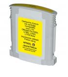 Cartouche d'impression jet d'encre jaune compatible recyclée pour HP - 1210 pages - 88XL Y