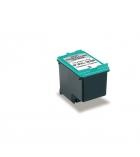 Cartouche d'impression jet d'encre 3 couleurs compatible recyclée pour HP - 580 pages - 351XL
