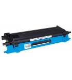 Cartouche d'impression laser cyan compatible recyclée pour Brother - 4000 pages - TN-135C
