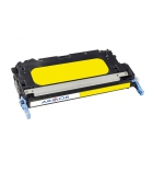 Cartouche d'impression laser jaune compatible recyclée pour HP - 4000 pages - Q6472A
