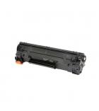 Cartouche laser noire compatible pour HP 1500 pages - QI-83SC - CF283A