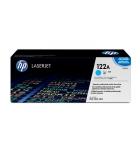Cartouche d'impression laser couleur cyan HP 4000 pages - Q3961A - 122A