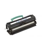 Cartouche d'impression laser noire compatible recyclée pour Lexmark - 9000 pages - E352H21E