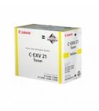Cartouche d'impression laser jaune CANON 26000 pages - C-EXV21