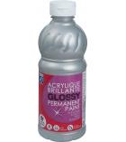 Flacon 500 ml de peinture acrylique glossy LEFRANC & BOURGEOIS