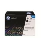 Cartouche d'impression laser couleur noir HP 11000 pages - Q5950A - 643A