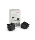 Boîte de 2 sticks laser couleur noire XEROX 4300 pages - 108R00934