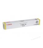 Cartouche d'impression laser jaune CANON 19000 pages - C-EXV34