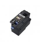 Cartouche laser noire compatible pour Dell 2000 pages - QI-E525B - 593-BBLN