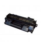 Cartouche laser noire compatible pour HP 3000 pages - QI-53A - Q7553A