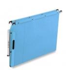 Paquet de 25 dossiers suspendus pour armoire L'OBLIQUE Velcro - fond 15 mm