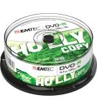 Tour 25 DVD-R 4,7 Go EMTEC - 16x