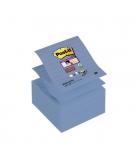 Paquet de 5 blocs Z'notes POST-IT Super Sticky - 101 x 101 mm