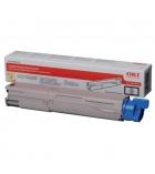 Cartouche d'impression laser couleur noir OKI 1500 pages - 43459332