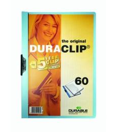 Chemise DURABLE Duraclip - 6 mm