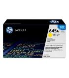 Cartouche d'impression laser couleur jaune HP 12000 pages - C9732A - 645A