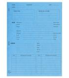 Paquet de 25 dossiers de procédure EXACOMPTA 265g