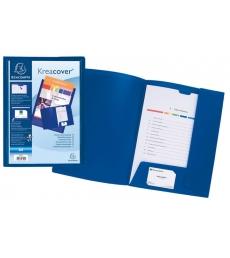 Chemises de présentation polypro personnalisable EXACOMPTA Kreacover - pour A4