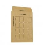 Boîte de 250 pochettes inter-services - fermeture auto-collante