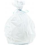 Carton de 500 sacs poubelle transparents 50 litres - 14 microns