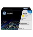 Cartouche d'impression laser couleur jaune HP 8000 pages - C9722A - 641A