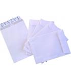 Boîte de 250 pochettes velin blanc auto-adhésives LA COURONNE - 229 x 324 mm - 90g