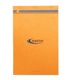 Bloc-notes Master 200 pages A4+ - 5 x 5 - 70g