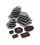Boîte de 10 recharges de cassettes pré-encrées COLOP 6/CM23A - noir