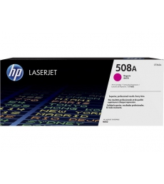 Cartouche d'impression laser magenta HP 5000 pages - CF363A - 508A