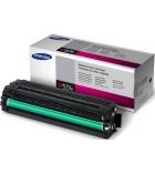 Cartouche d'impression laser couleur magenta SAMSUNG 1800 pages - CLT-M504S