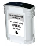 Cartouche d'impression jet d'encre noire compatible recyclée pour HP - 2200 pages - 940XLB