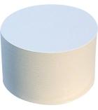 Lot de 100 sous verre ronds en bois à décorer Ø10,7 cm