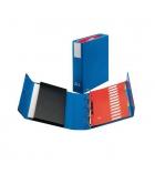 Classeur Innovation 4 anneaux D1 ARIANEX + boîte de rangement dos 7 cm