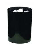 Corbeille à papier ronde CEP Ice Blade Confort