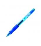 Stylo bille gel BIC - Velocity Gel - rétractable - pointe moyenne 0,7 mm