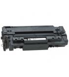 Cartouche d'impression laser noire compatible recyclée pour HP - 6500 pages - K12330OW - A7551A