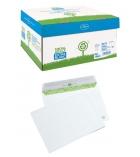 Boîte de 500 enveloppes auto-adhésives LA COURONNE - 162 x 229 mm - sans fenêtre - 90 g