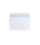 Boîte de 500 enveloppes auto-adhésives recyclées - 162 x 229 mm - sans fenêtre - 80 g