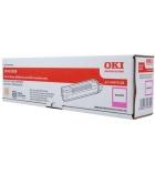 Cartouche d'impression laser couleur magenta OKI 8000 pages - 44059106