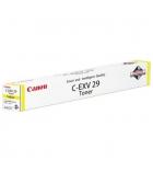 Cartouche d'impression laser jaune CANON 27000 pages - C-EXV29
