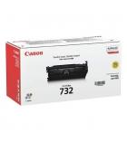 Cartouche d'impression laser couleur cyan CANON 6400 pages - CRG-732Y