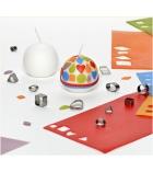 Kit atelier créatif 12 bougies à décorer
