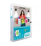 Boîte de classement polypro personnalisable ELBA Polyvision - A4+