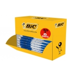 Pack 30+6 stylos BIC - Atlantis Classic - pointe moyenne 1 mm