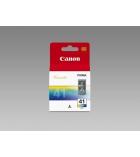 Cartouche d'impression jet d'encre 3 couleurs CANON 155 pages - CL41 - 0617B001