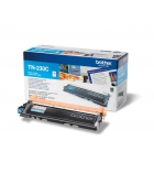 Cartouche d'impression laser cyan BROTHER 1400 pages - TN230C