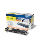 Cartouche d'impression laser jaune BROTHER 1400 pages - TN230Y