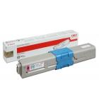 Cartouche d'impression laser couleur magenta OKI 2000 pages - 44469705